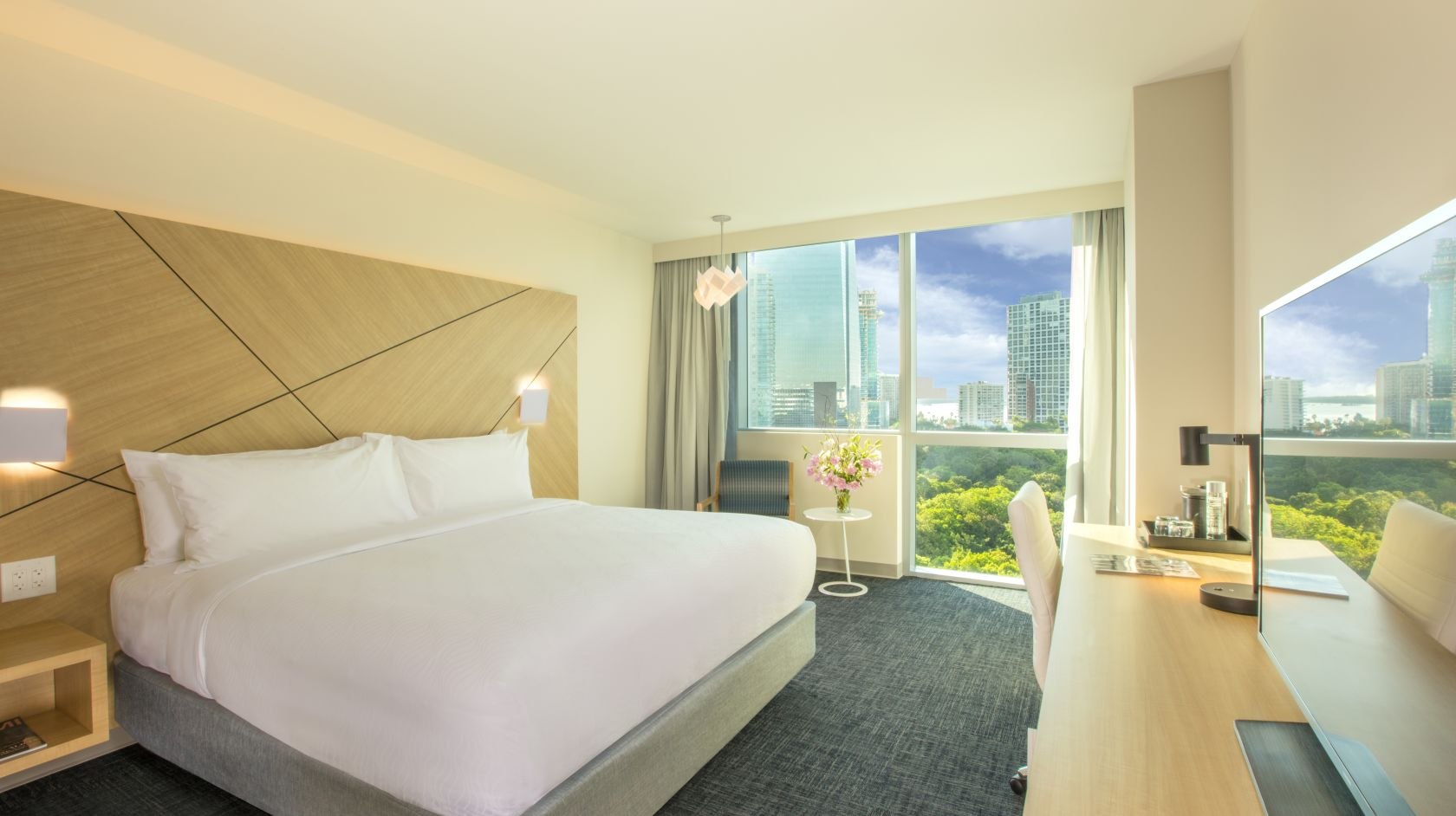 Novotel Miami Brickell accommodations