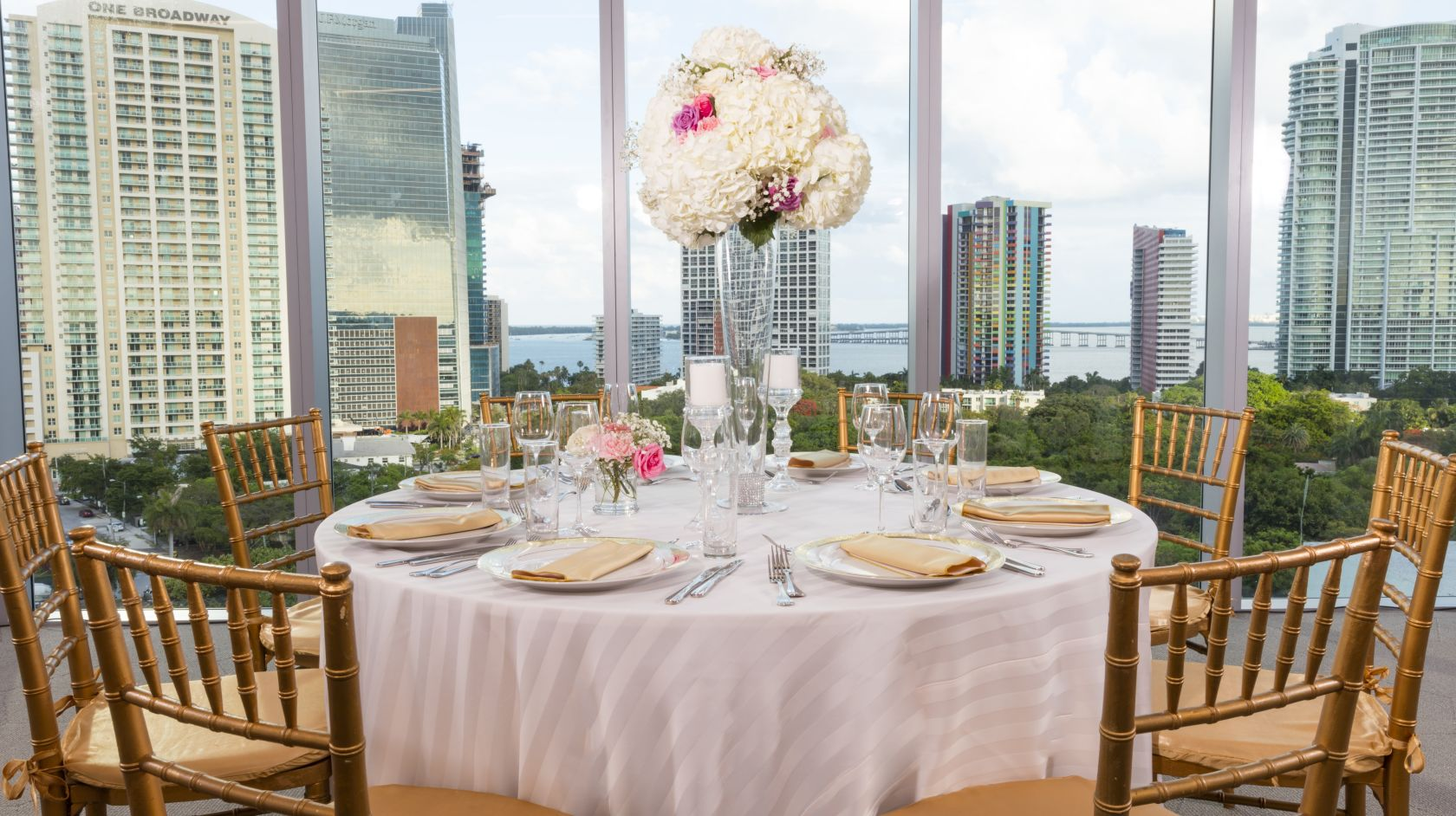 Novotel Miami Brickell wedding venues