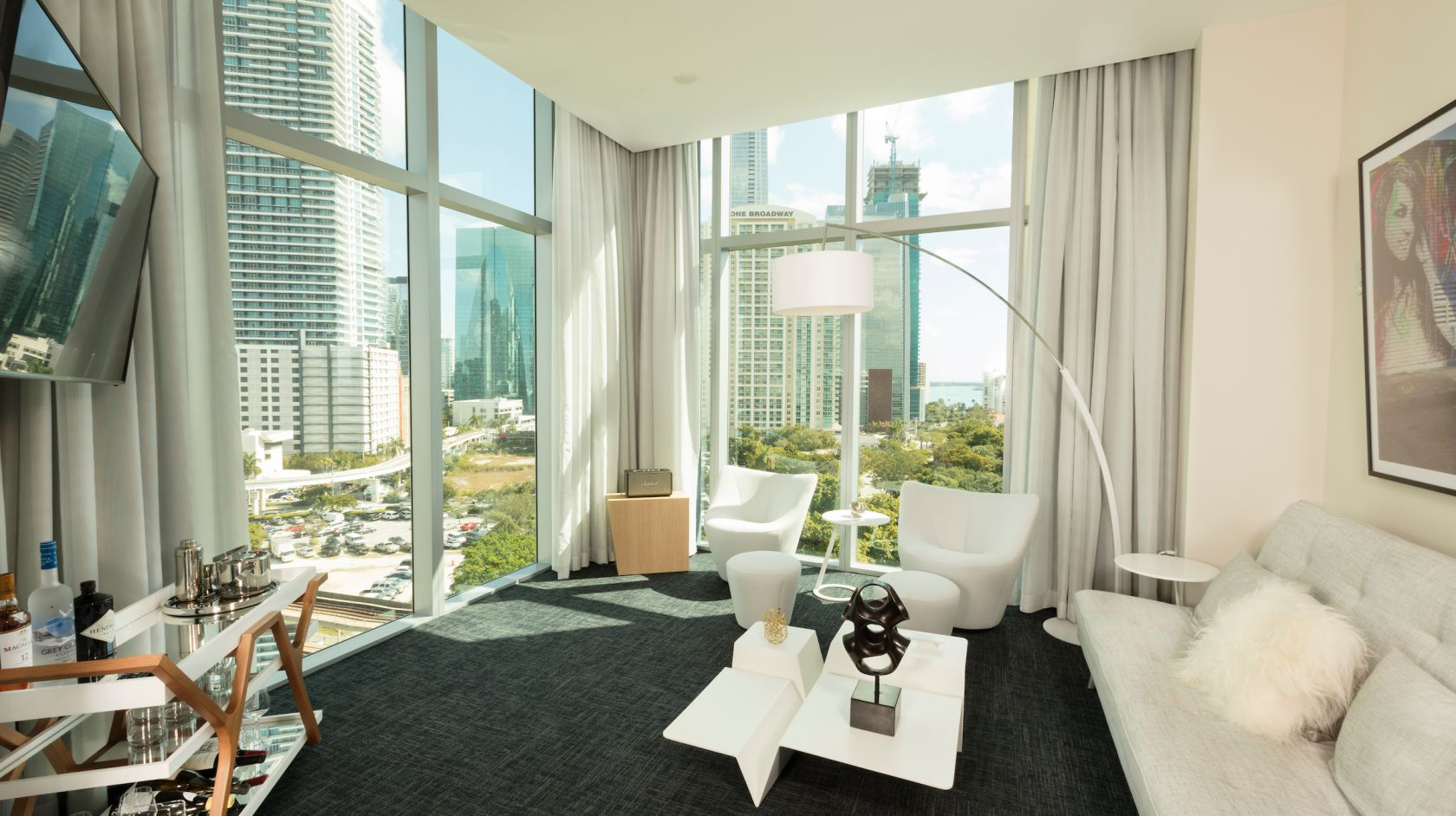 Skyline Suite at Novotel Miami Brickell